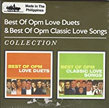 BEST OF OPM LOVE DUETS & BEST OF OPM CLASSIC LOVE SONGS (2 CD COLLECTION)