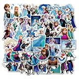 Movie Themes Frozen Stickers Pack 50 Pcs Animation...