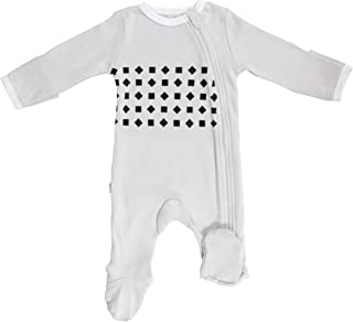 Nanit Breathing Wear Pajamas - 3M, Grey
