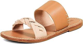 Soludos Women's Braided Slide Sandal Flat Sandal