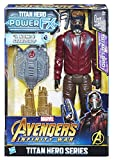 Hasbro Marvel Avengers – Infinity War Star-Lord Titan Hero Power FX, Figurine 30 cm, Figurine, e0611103