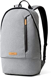 "Bellroy Campus Backpack (16 liters, 15"" Laptop, Spare Clothes, Wallet, Phone) - Ash"