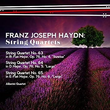 Franz Joseph Haydn: String Quartets
