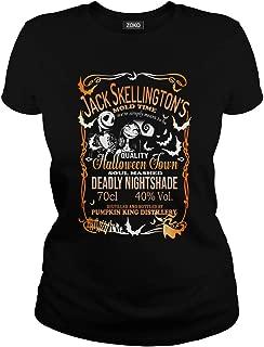 Zoko Apparel Halloween Town Deadly Nightshade T-Shirt