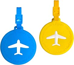 laminated luggage tags