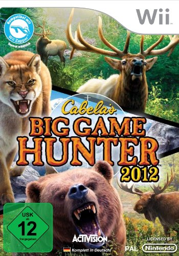 Cabela's Big Game Hunter 2012 - [Edizione: Germania]
