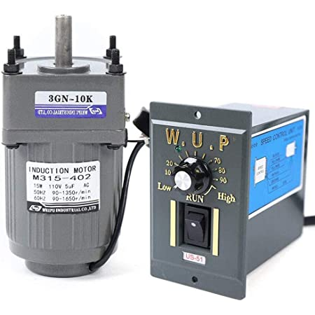 50//60HZ AC 220V Motor Speed Controller Electric Motor Speed Regulator B1J6