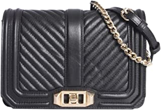 Luxury Fashion | Rebecca Minkoff Womens HU18ICQX45001 Black Shoulder Bag | Spring Summer 19