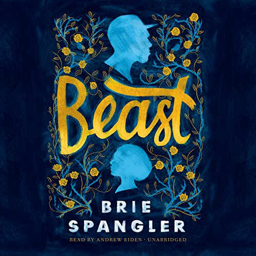 Beast audiobook cover art