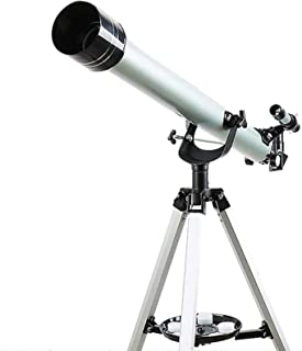 SXMY Teleskop för barn nybörjare, 60/900 bländare astronomi teleskop med telefonadapter bärbart teleskop för present