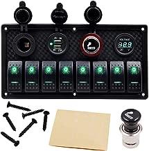 wiring a rocker switch panel