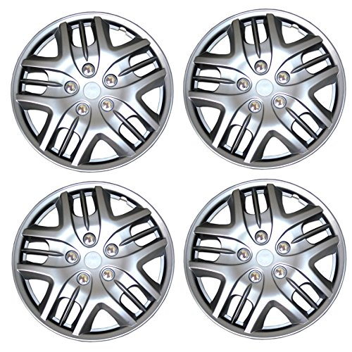 oem hubcaps for 05 altima - 4