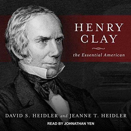 Henry Clay audiobook cover art