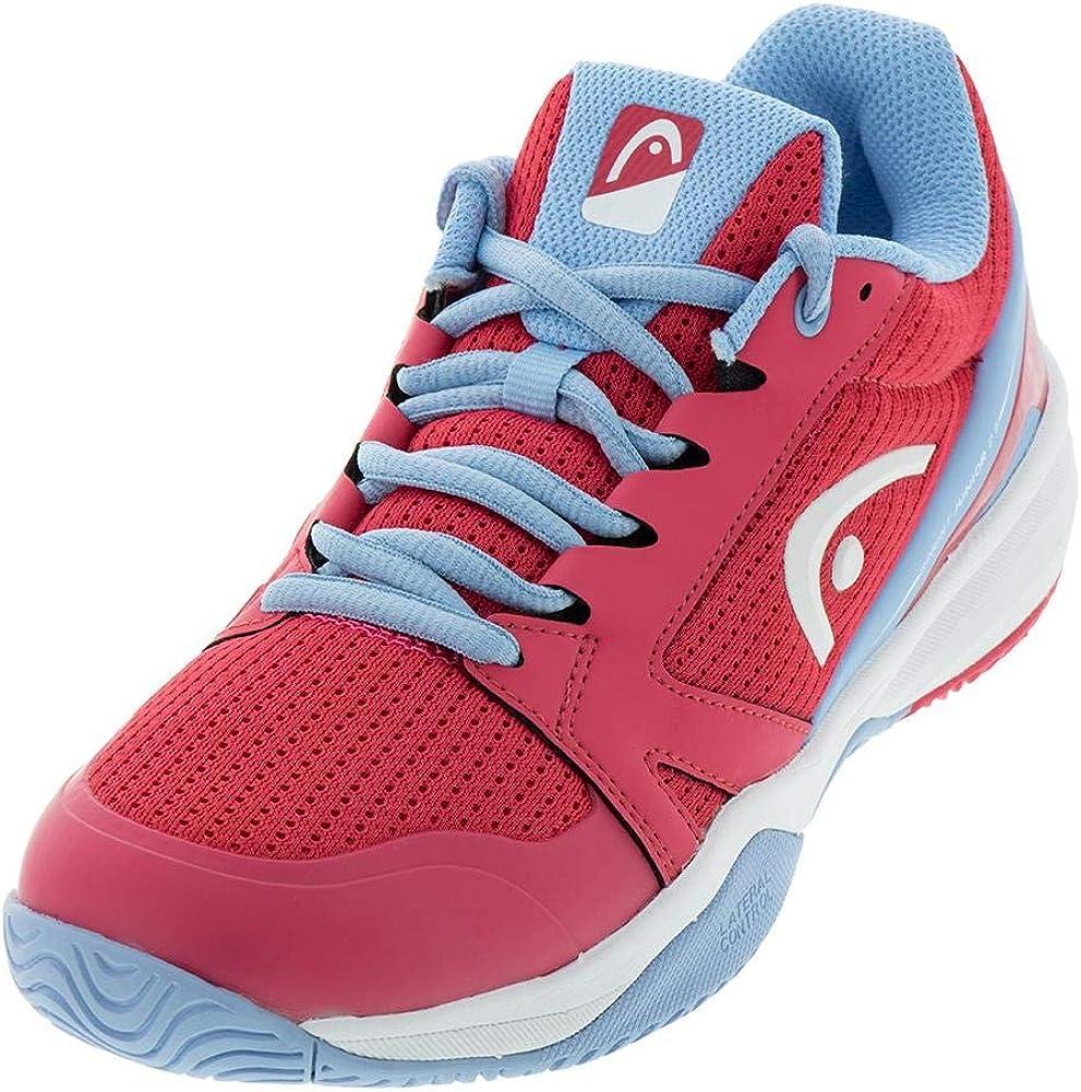 HEAD Junior Sprint 2.5 Kid's Tennis Shoes, Magenta/Light
