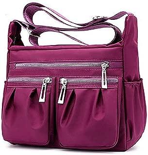 Crossbody Bags,Handbag for Women,Nylon Travel Purse,Waterproof Shoulder,Messenger Bag