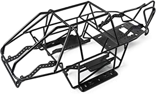 1/10 RC Truck Steel Frame Body Roll Cage Receiver Box for Axial SCX10 II 90046