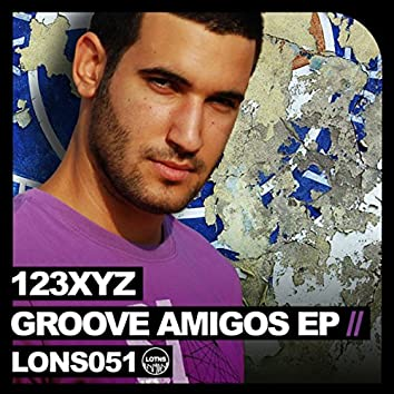 Groove Amigos EP