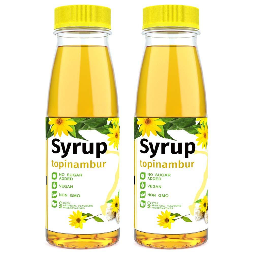 Topinambur syrup 2
