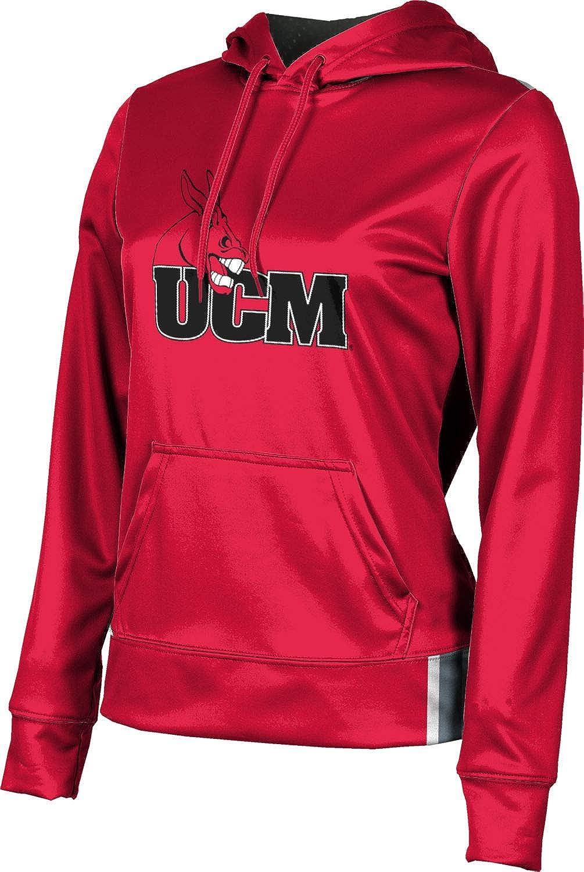ProSphere University of Central Missouri Girls' Pullover Hoodie, School Spirit Sweatshirt (Solid)