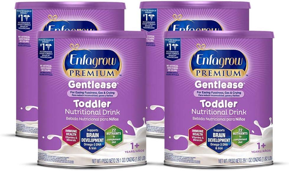 Enfagrow Premium Gentlease Toddler Drink 5 ☆ Japan Maker New popular DH Omega-3 Nutritional