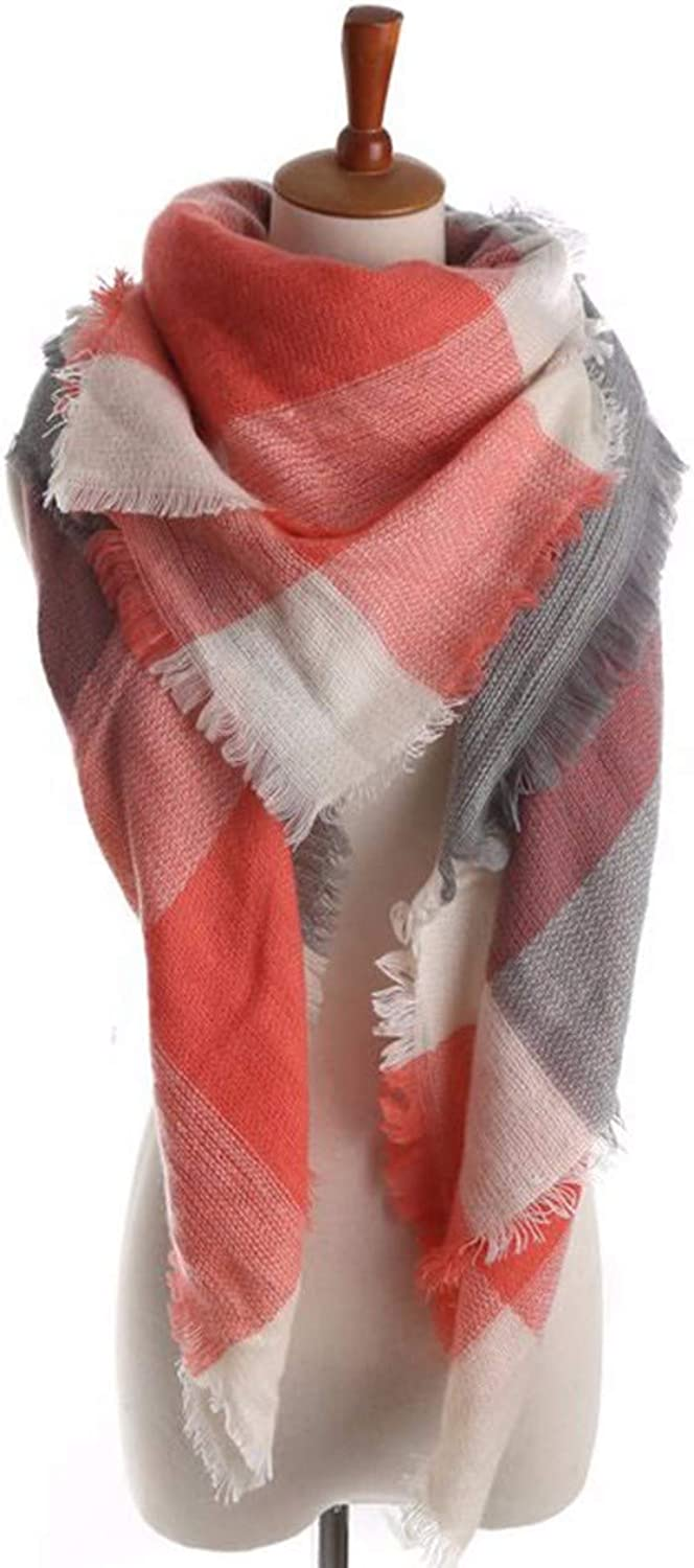A Six colord Shawl, A Cashmere Scarf.