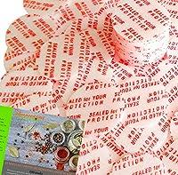 圧力センシティブ トルクアクティベート シールキャップ ライナー - 48mm (1.89インチ) - 100個 - アメリカ製 - ガラス&プラスチックボトル&コンテナ用 - 誘導シーラー不要