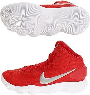 Nike Men's Hyperdunk 2017 TB Basketball Shoe University Red/Metallic Silver/White Size 10.5 M US