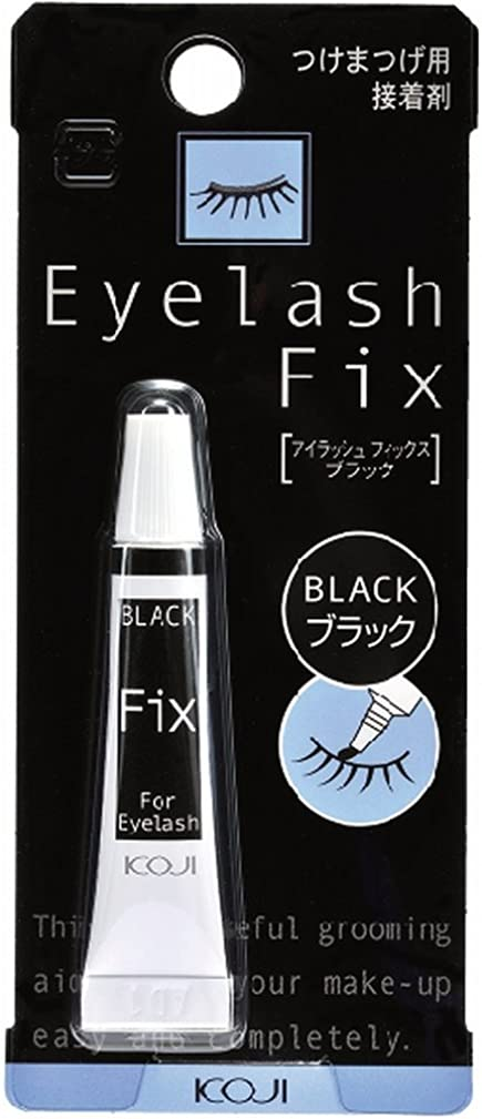 形式不健全質素なアイラッシュフィックス ブラック