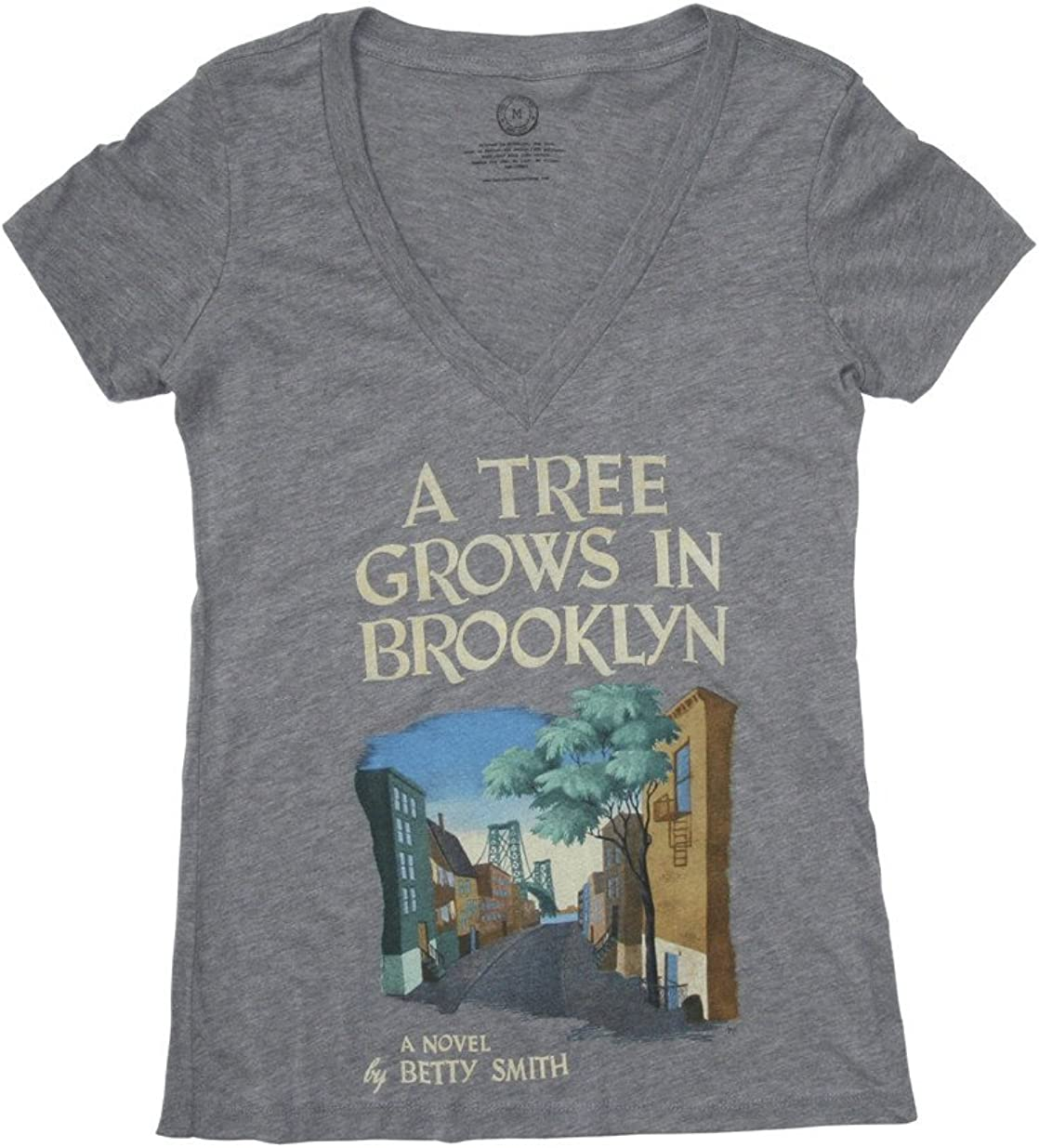 Out of Print Women's Modern Book-Themed Classics Tee T- Literary Al sold out. Deluxe