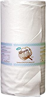 Best warm and white batting by the roll Reviews