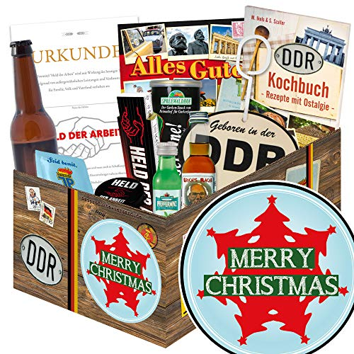 Weihnachtsbaum ++ DDR Männer Geschenkidee ++ Geschenk zu Weihnachten