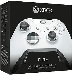 Xbox Elite Wireless Controller – White Special Edition