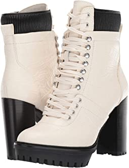 Warm White/Black