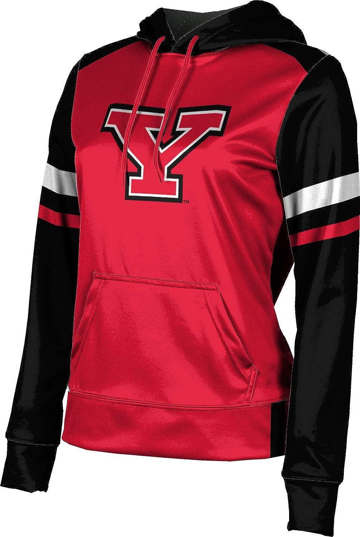 ProSphere Youngstown State University Girls' Pullover Hoodie, School Spirit Sweatshirt (Old School)