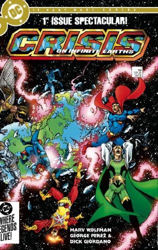 Crisis on Infinite Earths #1 (English Edition)