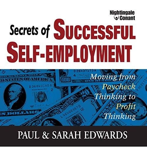 Secrets of Successful Self-Employment audiobook cover art