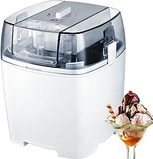 Ice Cream Maker Machine Homemade Ice Cream Machine, DIY Ice Cream at Home 1.5 Quart Gelato Sorbet Maker Frozen Yogurt Machine