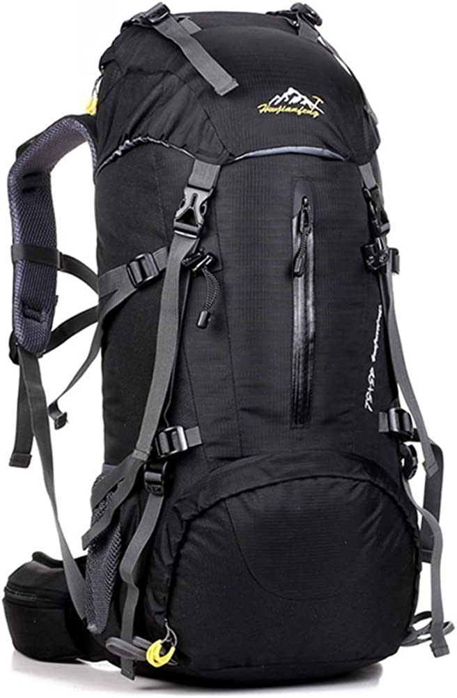 COUTUDI 50 60L Internal Frame Max 86% OFF for Ranking integrated 1st place Hiking Backpack Campin Outdoor