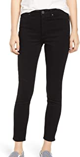 Articles of Society Jet Womens 24x26 Skinny Leg Jeans Blacks
