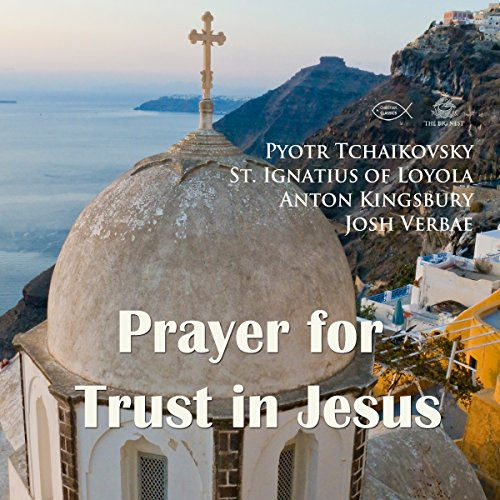 Prayer for Trust in Jesus audiobook cover art
