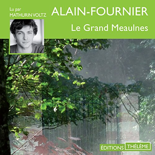 Le grand Meaulnes cover art
