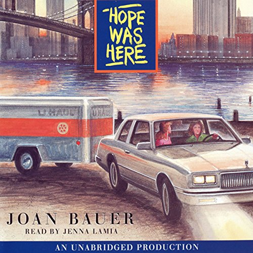 Hope Was Here audiobook cover art