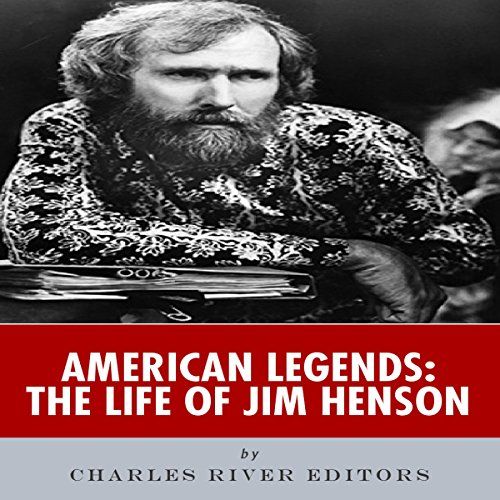 American Legends: The Life of Jim Henson cover art
