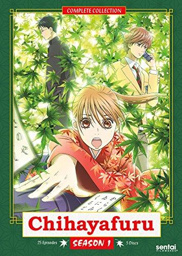 Chihayafuru 1/ [DVD] [Import]