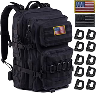 Sponsored Ad - Upgrade Tactical Military Molle Backpack Army Waterproof Backpack.