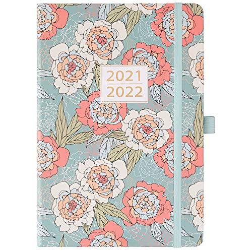 Agenda 2021 2022 - Agenda settimanale A5 da luglio 2021 a giugno 2022, 15 x 21 cm