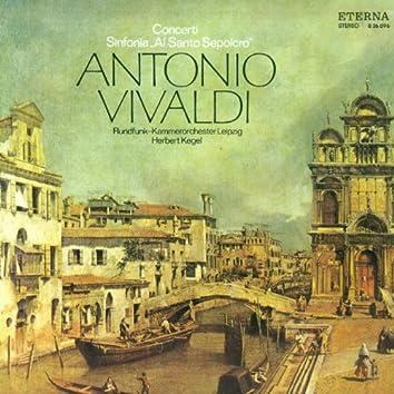 VIVALDI, A.: Oboe Concerto, RV 454 / Sinfonia, RV 112 / Bassoon Concerto, RV 497 / Flute Concerto, RV 428 (Schneider, Kretzschmar, Fugner)