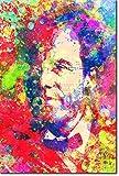 TPCK Gustav Mahler Kunstdruck Colourburst Hochglanz Foto