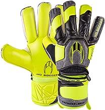 HO Protek Negative Goalkeeper Gloves Size