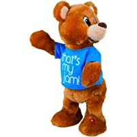 Gemmy Twerking Bear Bluetooth Plush (Compatible with Alexa)